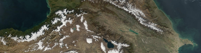 Hydrocarbon Geology of the North Caucasus Area